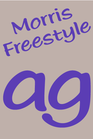 download: morris style flipfont apk data android - android games