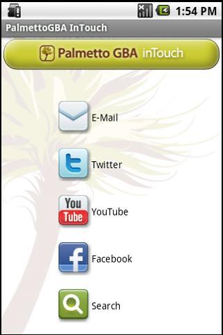 新聞必備APP下載|PalmettoGBA InTouch 好玩app不花錢|綠色工廠好玩App