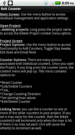 【免費工具App】Knit Counter-APP點子