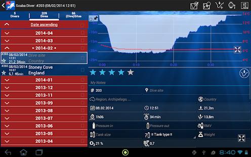 samsung dive app download