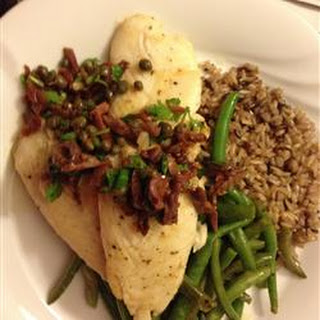 Mediterranean Tilapia Fish Recipes