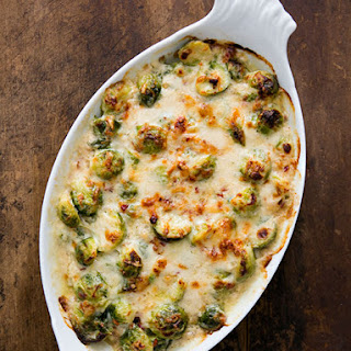 Brussel Sprout Gratin Recipes | Yummly