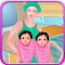 Mother gives birth twins 5.7.0 Apk