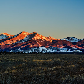 by Jeremy Elliott - Landscapes Mountains & Hills (  )