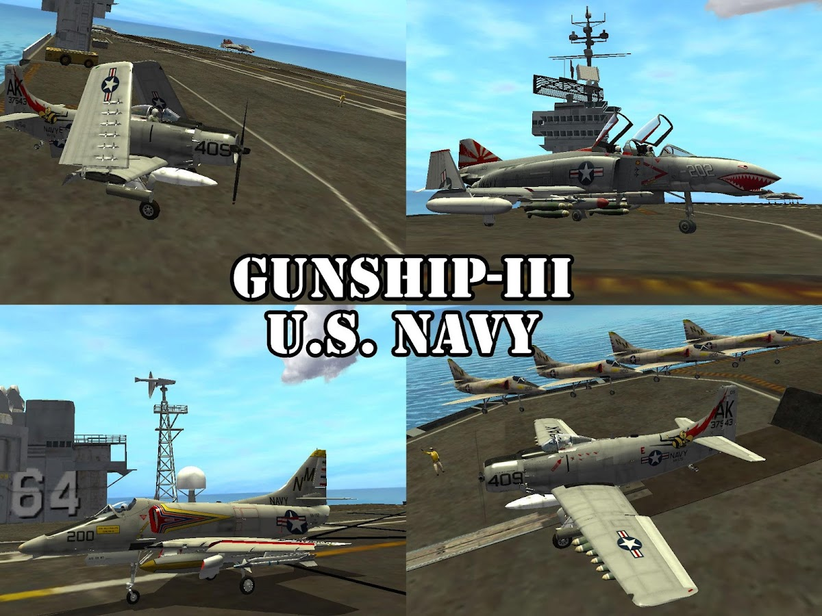 Gunship III - U.S. NAVY Screenshot 10