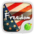 USA Freedom GO Keyboard Theme 3.5 Apk