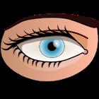 Eye training - Eye exercises icon