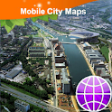 Duisburg Street Map icon