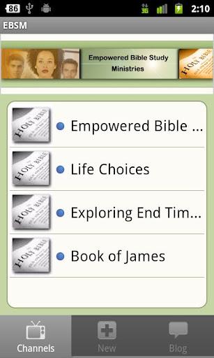 Empowered Bible Study