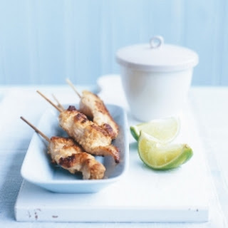 Chicken Satay Skewers Recipes