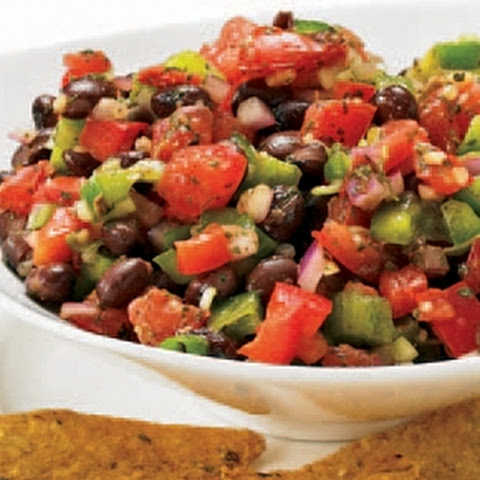 Black Bean & Citrus Salsa