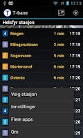 Screenshot of Oslo Metro (Free)