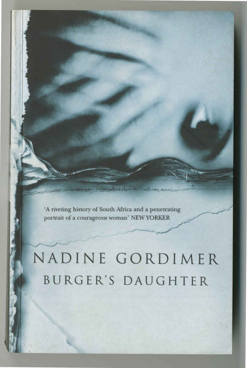 """Burger's Daughter""  Autor: Nadine Gordimer"
