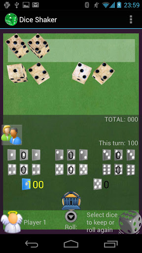 farkle-yacht-dice-no-ads for android screenshot