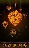 Screenshot of Warm Heart GO Launcher Theme