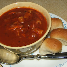 Turkey Tomato Soup