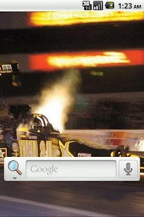 Drag Racing Live Wallpaper - screenshot