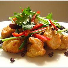 Szechuan Wok-fried Chicken