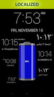 Screenshot of The Lightest Battery Widget