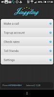 Screenshot of Cheap International Calls #1