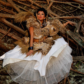 ATI-ATI PRINCESS by Sue Cuachon-Facultad - People Fashion