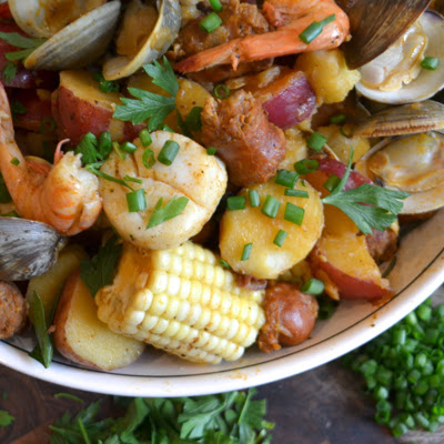 One Pot Clambake