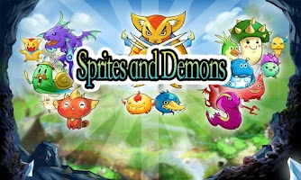 Screenshot of Sprites and Demons