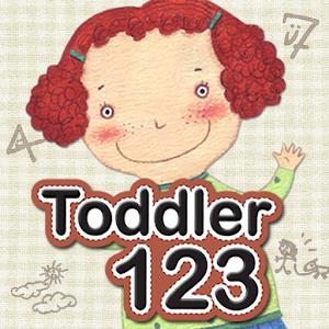 Toddler Number 123
