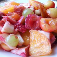 Fresh Summer Fruit Salad