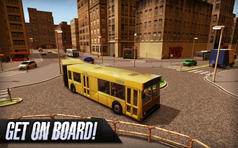 Bus Driving 0015 – Screenshot