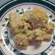 Our Family's Cornbread Dressing