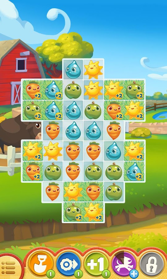 Farm Heroes Saga Screenshot 5