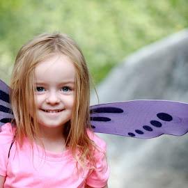 Miya4 by Ewelina Frye - People Family ( girls, butterfly, beautiful, fairy,  )