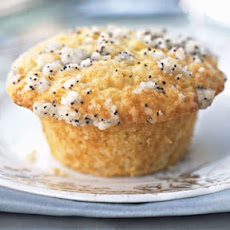 Sour Cream Muffins with Poppy Seed Streusel
