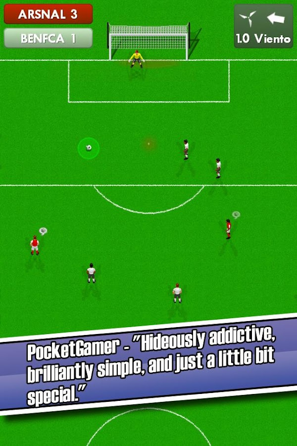 New Star Soccer Screenshot 2