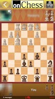 Screenshot of onChess - A Free Social Chess