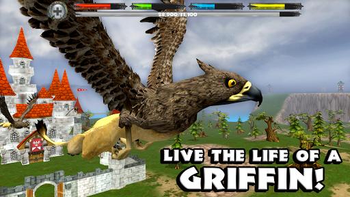 Griffin Simulator - screenshot