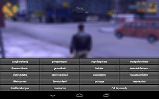 Screenshot of JCheater: GTA III Edition