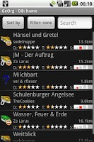 Screenshot of GeOrg - Geocaching Organizer