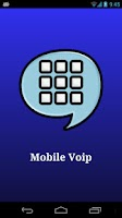 Screenshot of Mobile VoIP phone, Save money!