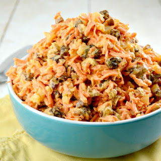 Carrot Salad Mayonnaise Recipes