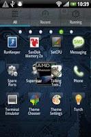 Screenshot of AMD Go Launcher EX Theme