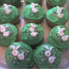 Easter Egg Fairy Cakes