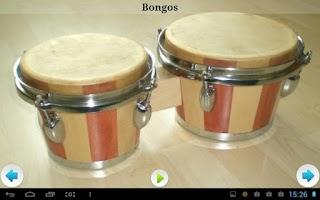 Screenshot of Best Instruments Sounds