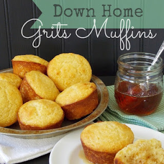 Down Home Grits Muffins