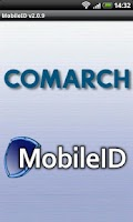 Screenshot of MobileID
