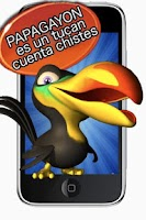 Screenshot of chistes: Papagayon el tucan