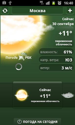 РБК Погода