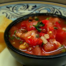 Fiery Red Salsa