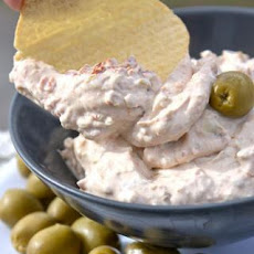 Silly Easy Sun-Dried Tomato & Olive Dip